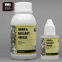 Sand and Ballast Freeze 230...