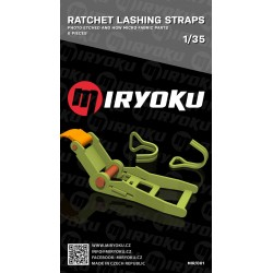 Ratchet Lashing Straps 1/35