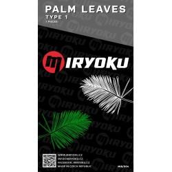 Palmové listy - TYP 1