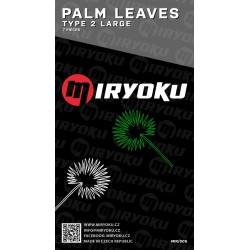 Palmové listy - TYP 2 VELKÉ