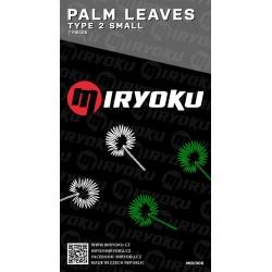 Palmové listy - TYP 2 MALÉ