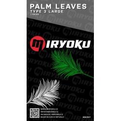 Palmové listy - TYP 3 VELKÉ