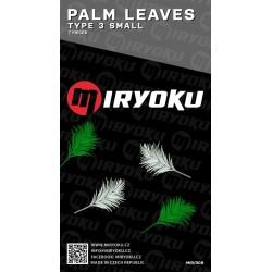 Palmové listy - TYP 3 MALÉ