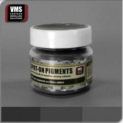 Pigment Ocelová černá - 45ml