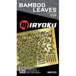 Bamboo leaves 1/35