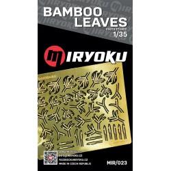 Bambus listy 1/35