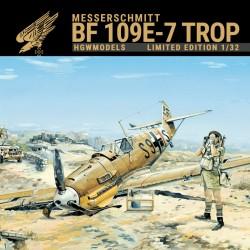 Messerschmitt Bf 109E-7...