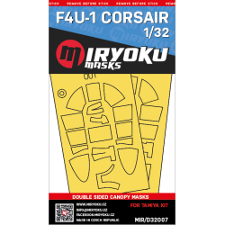 F4U-1 CORSAIR  -  Double...