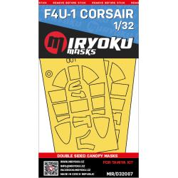 F4U-1 CORSAIR -  Oboustrané...