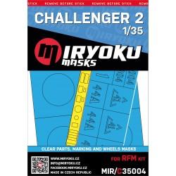 CHALLENGER 2  -  Masks -...